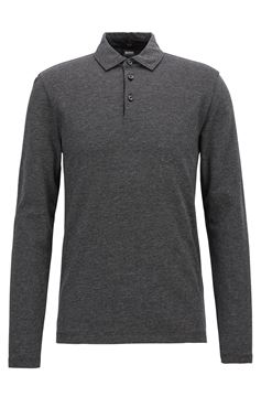 Bilde av HUGO BOSS T-SHIRT L/E