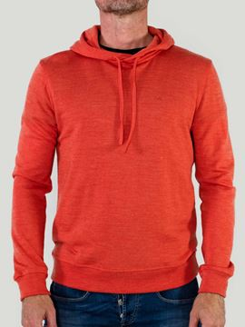 Bilde av GTA HOODIE TAPER-ORANGE