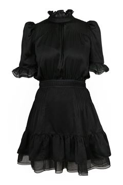Bilde av PIA TJELTA KJOLE AMELIA DRESS-BLACK