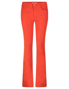 Bilde av LOIS BUKSE RAVAL MEGALIA BLUSH-ORANGE