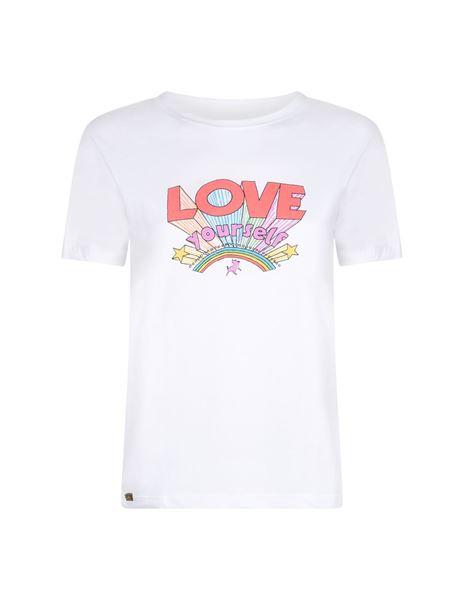 Bilde av LOIS T-SHIRT LOVE YOURSELF-SHONA