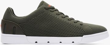 Bilde av SWIMS BREEZE TENNIS KNIT OLIVE