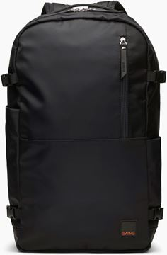 Bilde av SWIMS MOTION BACKPACK BLACK SORT 0-SIZE
