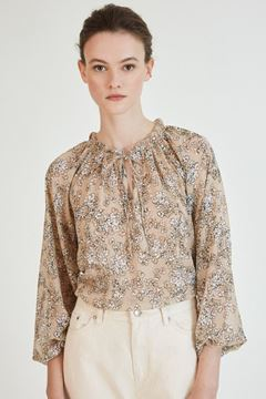 Bilde av SUNCOO PARIS LOGAN BLOUSE