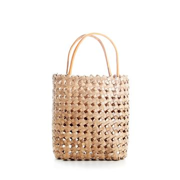Bilde av FARROW CARRIE MICRO BAG - NATURAL NATUR O-SIZE