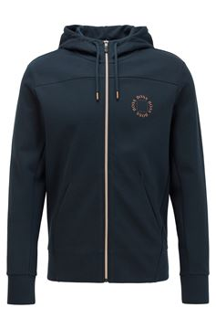 Bilde av HUGO BOSS SAGGY CIRCLE - MARINE