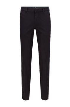 Bilde av HUGO BOSS KAITO TRAVEL CHINOS - BLACK