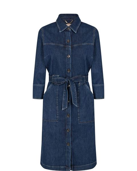 Bilde av MOS MOSH SELBY DENIM DRESS