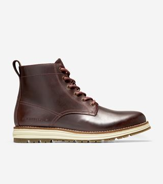 Bilde av COLE HAAN ORIGINAL GRAND BOOT - BRUN