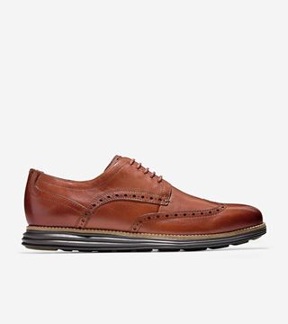Bilde av COLE HAAN ORGINAL GRAND OXFORD - BRUN