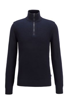 Bilde av HUGO BOSS MADAN - DARK BLUE