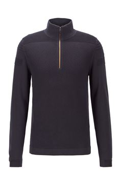 Bilde av HUGO BOSS ZOMIN - DARK BLUE