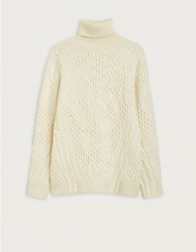 Bilde av DONDUP WOOL POLO NECK