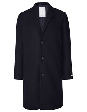 Bilde av LES DEUX MADISON WOOL COAT - DARK NAVY