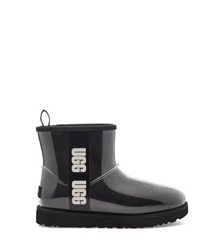 Bilde av UGG CLASSIC MINI CLEAR - BLACK