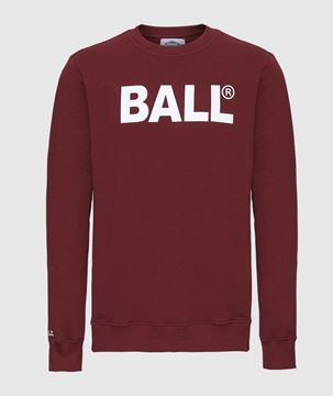 Bilde av BALL LOTT SWEATER - VELVET