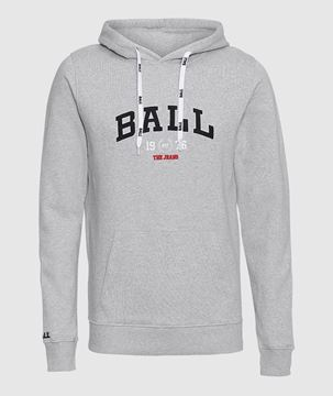 Bilde av BALL LARGENT SWEATER - GREY