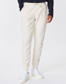 Bilde av LES DEUX DALLAS FLEECE PANT - OFFWHITE