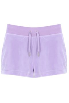 juicy couture shorts lilac lilla