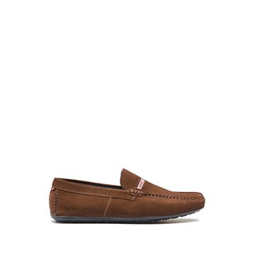 hugo boss moccasiner brun