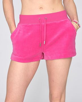 juicy couture shorts rosa
